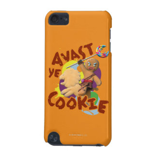 Avast Ye Cookie iPod Touch 5G Case
