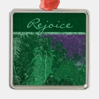 "Avatar Toxic Green ""Rejoice"" Ornament"