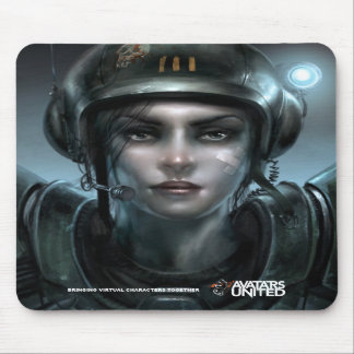 Avatars United Mousepad (Sci-Fi)