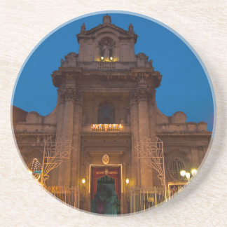 Ave Maria Church in Catania Coaster