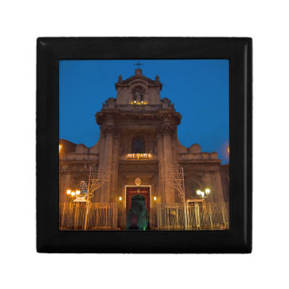 Ave Maria Church in Catania Gift Box