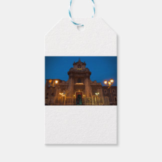 Ave Maria Church in Catania Gift Tags