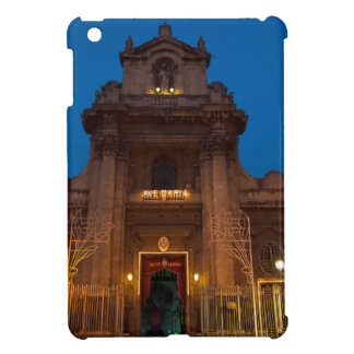 Ave Maria Church in Catania iPad Mini Cases