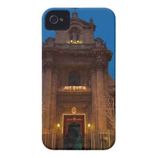 Ave Maria Church in Catania iPhone 4 Cases