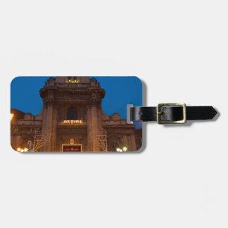 Ave Maria Church in Catania Luggage Tag
