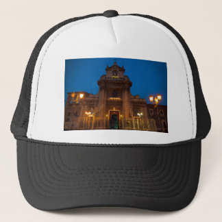 Ave Maria Church in Catania Trucker Hat