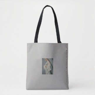 Ave Maria, Custom All-Over-Print Tote Bag