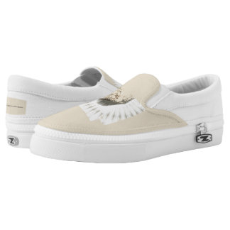 Ave Maria, Official, Concert, Festivals, Merchandi Slip-On Sneakers