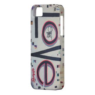 Avec amour d'Austin Étui iPhone 5