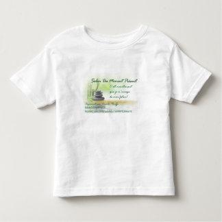 avec/avec le logo Salon Du Moment Présent Tshirts