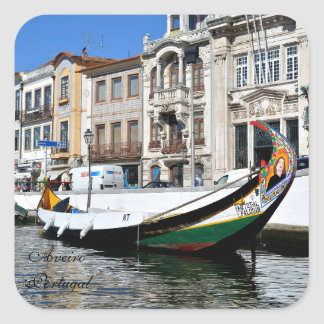 Aveiro Portugal sticker