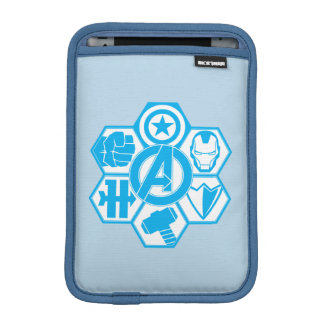 Avengers Assemble Icon Badge Sleeve For iPad Mini