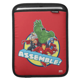Avengers Assemble! iPad Sleeve