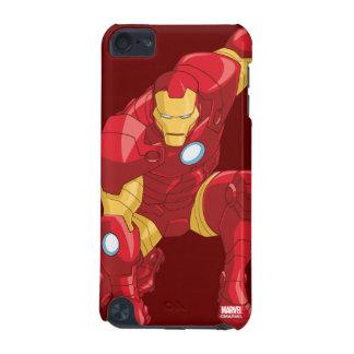 Avengers Assemble Iron Man Character Art iPod Touch 5G Covers