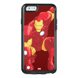 Avengers Assemble Iron Man Character Art OtterBox iPhone 6/6s Case