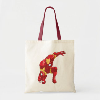 Avengers Assemble Iron Man Character Art Tote Bag