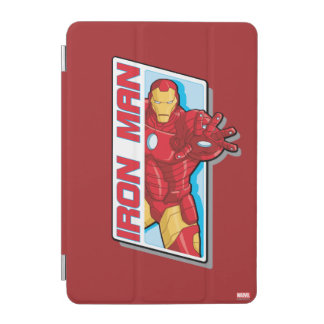 Avengers Assemble Iron Man Graphic iPad Mini Cover