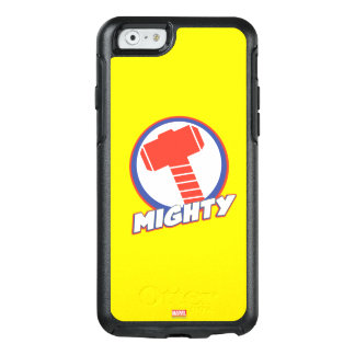 Avengers Assemble Mighty Thor Logo OtterBox iPhone 6/6s Case