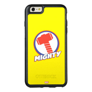 Avengers Assemble Mighty Thor Logo OtterBox iPhone 6/6s Plus Case