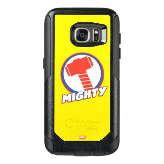 Avengers Assemble Mighty Thor Logo OtterBox Samsung Galaxy S7 Case