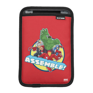 Avengers Assemble! Sleeve For iPad Mini