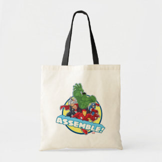 Avengers Assemble! Tote Bag