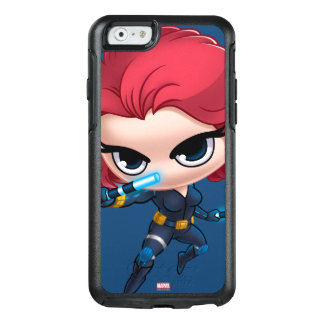 Avengers | Black Widow Stylized Art OtterBox iPhone 6/6s Case