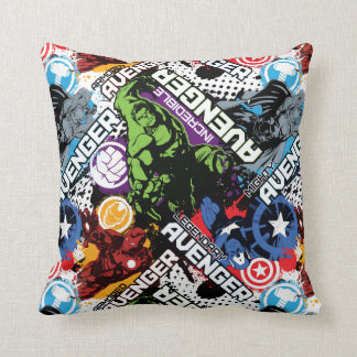 Incredible Hulk Pillows - Incredible Hulk Throw Pillows Zazzle