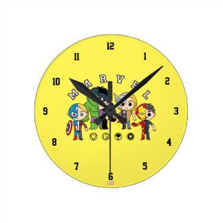 Avengers Classics | Dual Identity Clock