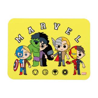Avengers Classics | Dual Identity Magnet