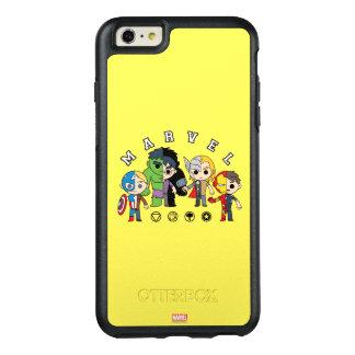 Avengers Classics   Dual Identity OtterBox iPhone 6/6s Plus Case