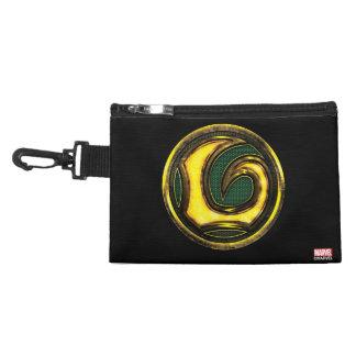 Avengers Classics | Loki Symbol Accessory Bag