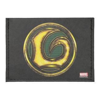 Avengers Classics | Loki Symbol Tyvek® Card Wallet