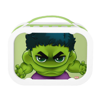 Avengers Classics | The Hulk Stylized Art Lunch Box