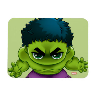Avengers Classics | The Hulk Stylized Art Magnet
