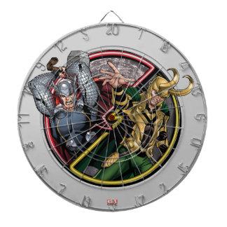 Avengers Classics | Thor Versus Loki Dartboard