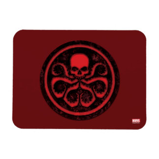 Avengers | Hydra Logo Rectangular Photo Magnet