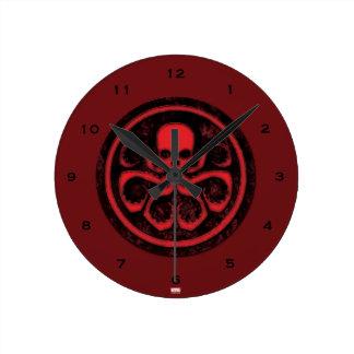 Avengers | Hydra Logo Wallclocks