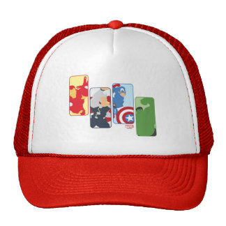 Avengers Iconic Graphic Trucker Hat