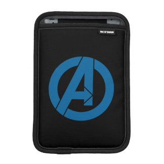 Avengers Logo iPad Mini Sleeves