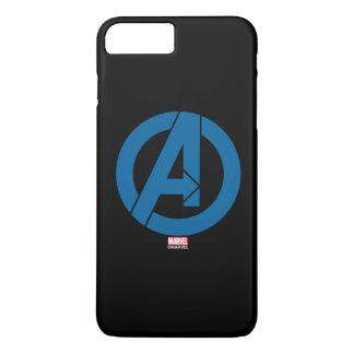 Avengers Logo iPhone 8 Plus/7 Plus Case
