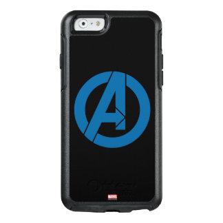Avengers Logo OtterBox iPhone 6/6s Case
