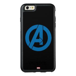 Avengers Logo OtterBox iPhone 6/6s Plus Case