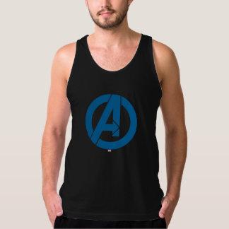 Avengers Logo Tank Top