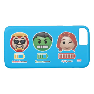 Avengers Power Emoji Case-Mate iPhone Case