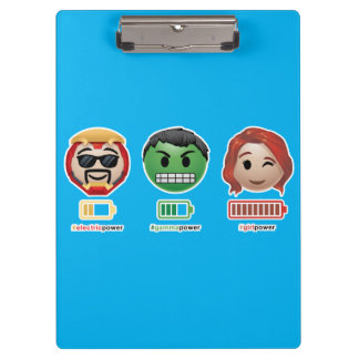 Avengers Power Emoji Clipboard