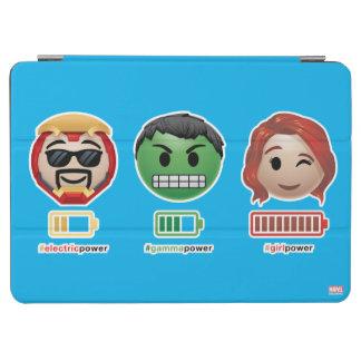 Avengers Power Emoji iPad Air Cover