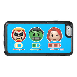 Avengers Power Emoji OtterBox iPhone 6/6s Case