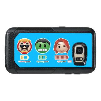 Avengers Power Emoji OtterBox Samsung Galaxy S7 Case