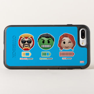 Avengers Power Emoji OtterBox Symmetry iPhone 8 Plus/7 Plus Case